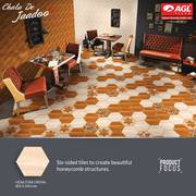Exclusive 3D tiles by AGL
