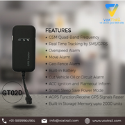 GT02D GPS Tracker For Nissan