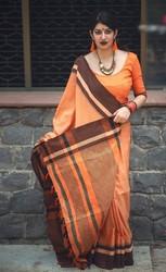 Designer Khadi Silk Cotton  sarees | Kalavat
