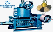 Mini Oil Mill Plant with 4 types of Mini Oil Expeller and Mini Oil mil