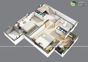 Get the best 3d floorplan rendering services in California
