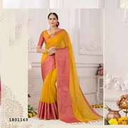 Buy Latest Designer Sarees Online From Leeza Store