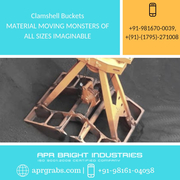 Clamshell Bucket |  +9816700039