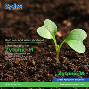 Zydex Industries - Biofertilizer Manufacturer - Zytonic - M