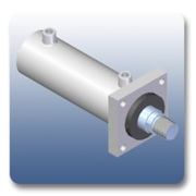 Marshal Hydromovers are manufacturers Front Flange Mechanical Cylinder