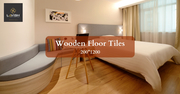 wooden floor tiles in india