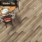 Wooden Tiles For Floor