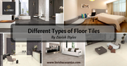 leading manufacturer of Floor Tiles