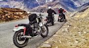 Leh Ladakh Bike Trip (Delhi To Delhi)