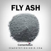 cementation India is a supplier of Fly ash.