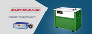Strapping Machine Manufacturers, Exporter, Suppliers, India