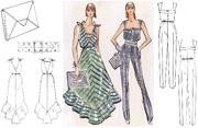 Designer Lehenga Choli - Salwar Suite - Dresses - Sarees fashion Gujca