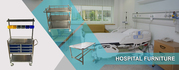 Hospital Furniture Manufacturer | Supplier in Ahmedabad,  India