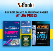 Solved papers Books At TheBookStore
