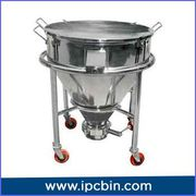 SS IPC Container Manufacturer- SS IPC Bins in Vadodara
