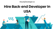 Hire Backend Developer In USA