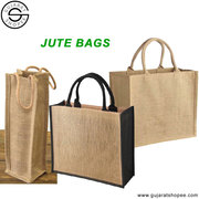 Buy Jute Bags Online in India at Lowest Price from Gujarat Shopee