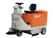 Latest Battery Operated Sweeping Machine