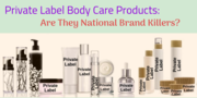 Private Label Body Care Cosmetics