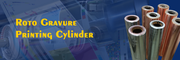 Rotogravure Printing Cylinder Exporters  in In  Ahmedabad, Gujarat, Indi