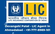 Devangshi Patel - LIC Agent Ahmedabad - 7778989101