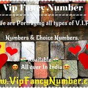 VIP Mobile Numbers and Fancy Numbers