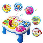 Techhark Musical Learning Table for kids | Baby Toys