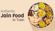 Jain Food Delivery in Train