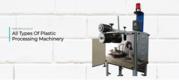 Plastic Scrap Grinder Machine | Plastic Tubing Plants | Plastic Extrud
