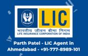 Parth Patel LIC Agent Bodakdev - 7778989101