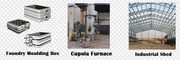 Foundry Moulding Box | Cupola Furnace Manufacturers In Ahmedabad, Gujar