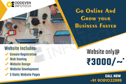 Go Online and Grow Your Business Faster Only on Rs.3000