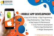 Mobile App Development Service,  iOS & Android App development