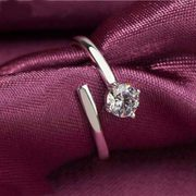 Buy 1 ct Moissanite Rings