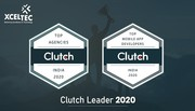 XcelTec Named Top Mobile App Development Company by Clutch