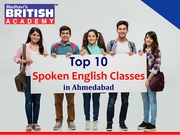 Top 10 IELTS Spoken English Classes in Ahmedabad