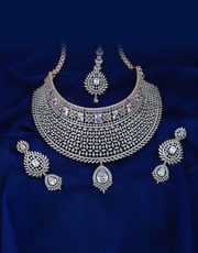 Buy Choker Set Designs Online at Best Price by Anuradha Art Jewellery