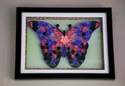 Innovative gifts for home decor Abstract Butterfly art work
