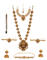 Get Unique Variety of Bridal Jewellery at Affordable Cost at Anuradha
