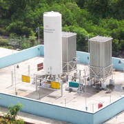 Cryogenic Turnkey Projects | Cryogen Custom Built Solutions