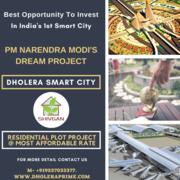 Residential plots inside dholera sir