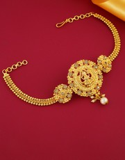 Buy Bajuband and Armlet Online at Best Price by Anuradha Art Jewellery