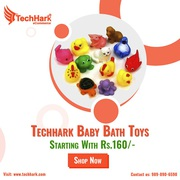 Techhark Baby Bath Toys