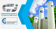 Cryogenic Thermosiphon Tanks by Cryogas Industries