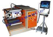 Winding Rewinding Machine,  Textile Machinery Manufacturer