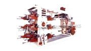 Flexo Printing Machine,  Flexographic Printing Machine