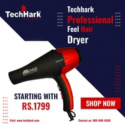 Techhark Professional Feel Hair Dryer