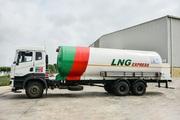 LNG Transportation Solution Semi Trailer   Transport Trailer