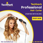 Techhark Professional Hair Curler