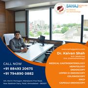 Sahaj Gastro - Top Gastro & Liver Clinic in Paldi Ahmedabad